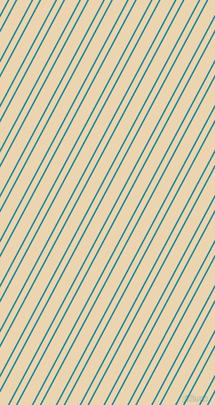 62 degree angle dual striped line, 2 pixel line width, 8 and 18 pixel line spacing, Eastern Blue and Givry dual two line striped seamless tileable