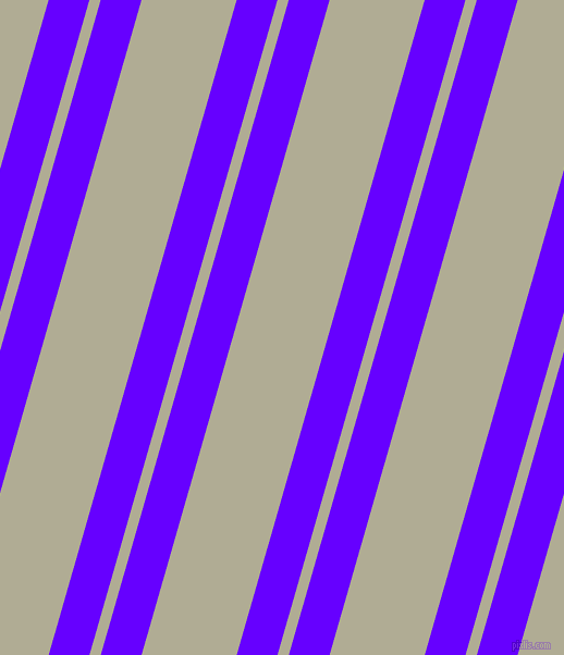 74 degree angles dual stripe lines, 36 pixel lines width, 10 and 84 pixels line spacing, Electric Indigo and Eagle dual two line striped seamless tileable