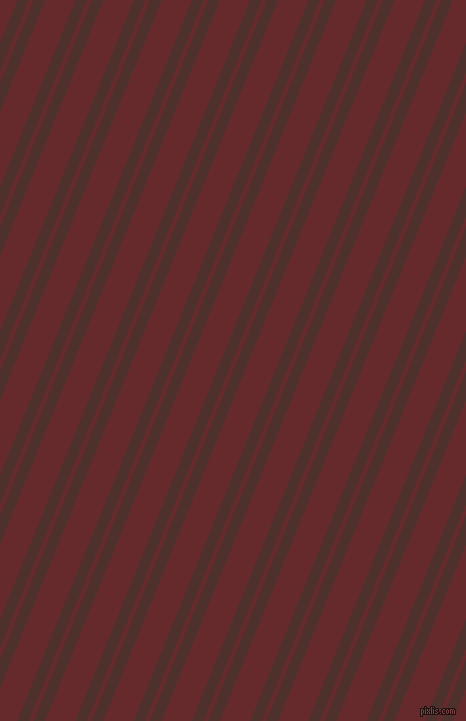 68 degree angle dual stripe line, 11 pixel line width, 4 and 28 pixel line spacing, Espresso and Red Devil dual two line striped seamless tileable