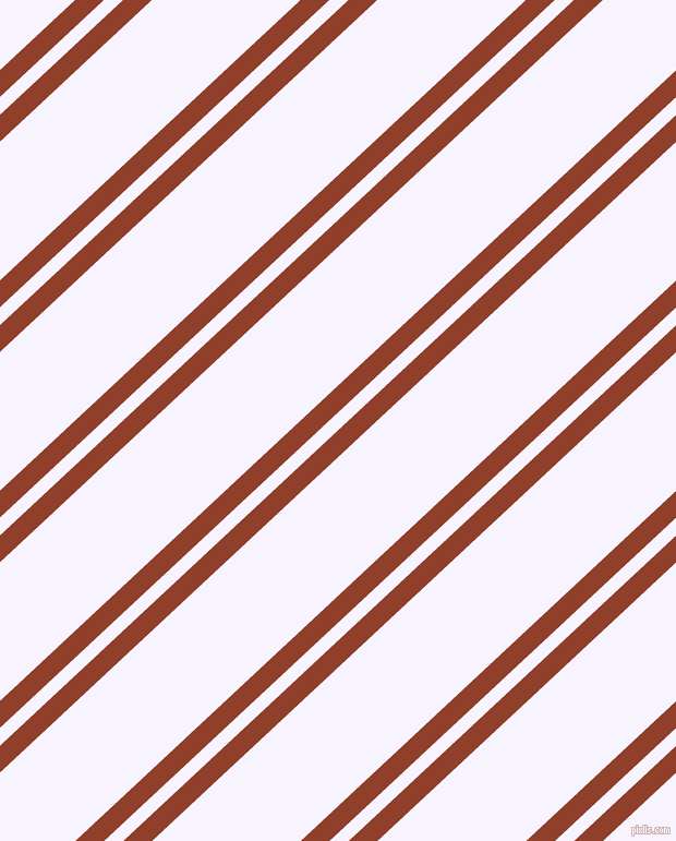 43 degree angles dual stripes line, 18 pixel line width, 12 and 93 pixels line spacing, Fire and Magnolia dual two line striped seamless tileable