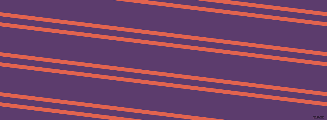 173 degree angles dual stripe lines, 13 pixel lines width, 20 and 85 pixels line spacing, Flamingo and Honey Flower dual two line striped seamless tileable