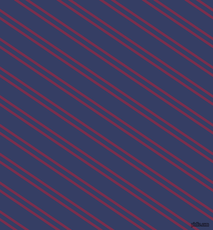 146 degree angle dual striped line, 5 pixel line width, 8 and 30 pixel line spacing, Flirt and Bay Of Many dual two line striped seamless tileable