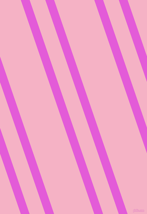 109 degree angle dual stripe line, 27 pixel line width, 48 and 123 pixel line spacing, Free Speech Magenta and Cupid dual two line striped seamless tileable