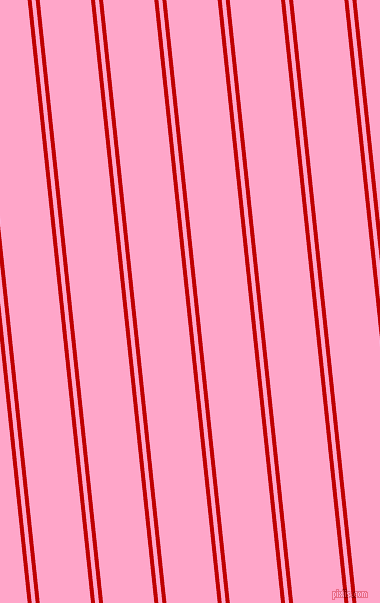 96 degree angle dual stripes lines, 4 pixel lines width, 4 and 51 pixel line spacing, Free Speech Red and Carnation Pink dual two line striped seamless tileable