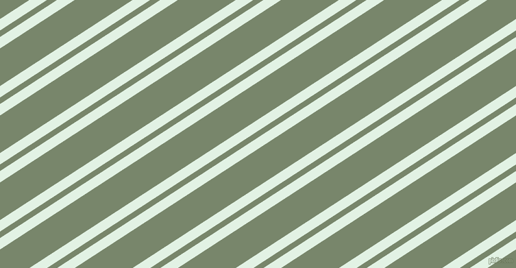 33 degree angles dual striped lines, 14 pixel lines width, 8 and 46 pixels line spacing, Frosted Mint and Camouflage Green dual two line striped seamless tileable