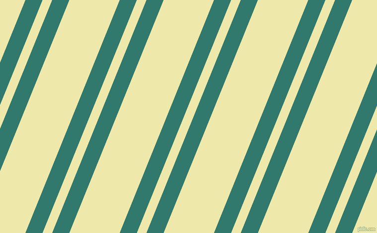 68 degree angles dual stripe lines, 32 pixel lines width, 18 and 94 pixels line spacing, Genoa and Pale Goldenrod dual two line striped seamless tileable