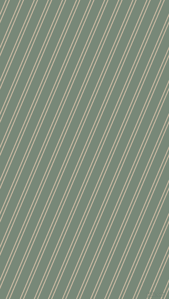 67 degree angle dual stripe lines, 2 pixel lines width, 4 and 18 pixel line spacing, Grain Brown and Davy