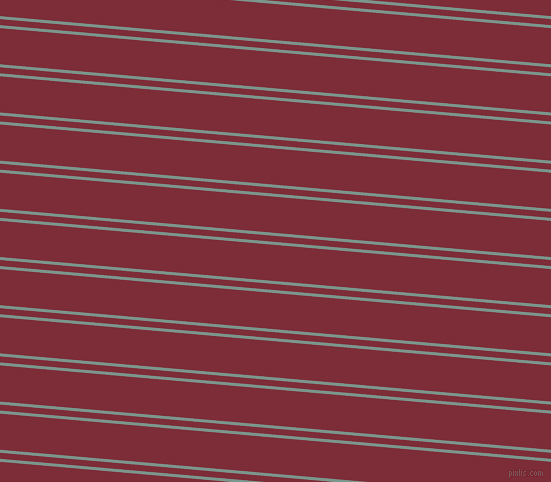 175 degree angles dual stripe lines, 3 pixel lines width, 6 and 36 pixels line spacing, Granny Smith and Paprika dual two line striped seamless tileable