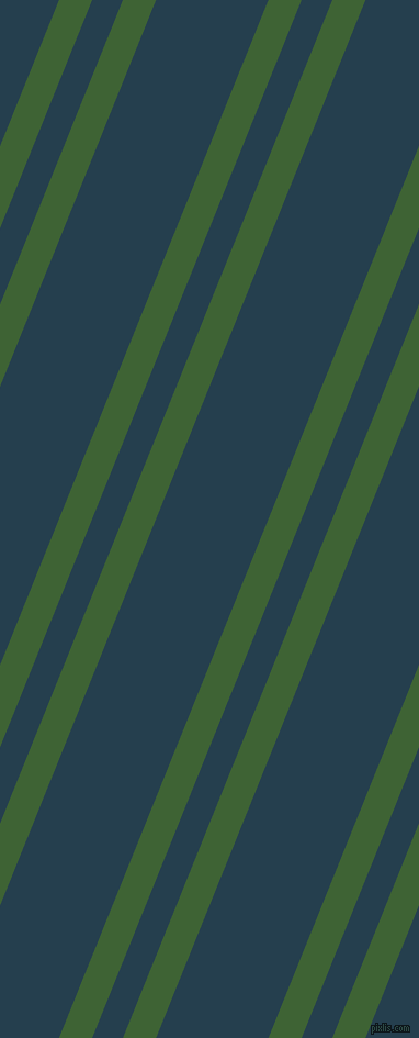 68 degree angles dual striped lines, 28 pixel lines width, 26 and 95 pixels line spacing, Green House and Nile Blue dual two line striped seamless tileable
