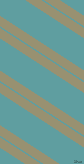 147 degree angles dual striped lines, 37 pixel lines width, 6 and 114 pixels line spacing, Gurkha and Cadet Blue dual two line striped seamless tileable