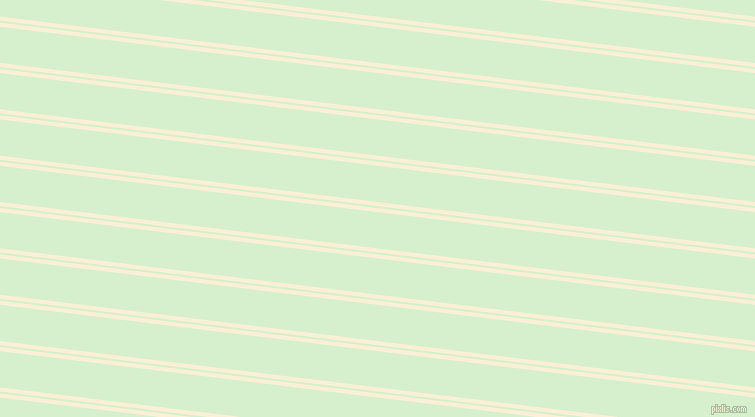 173 degree angles dual striped line, 4 pixel line width, 2 and 36 pixels line spacing, Half Dutch White and Snowy Mint dual two line striped seamless tileable