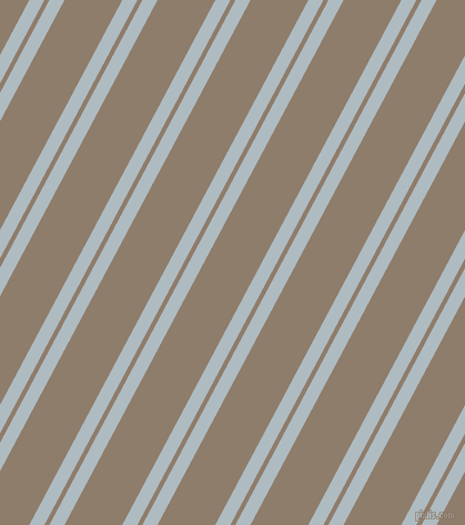 62 degree angles dual striped lines, 12 pixel lines width, 4 and 46 pixels line spacing, Heather and Squirrel dual two line striped seamless tileable