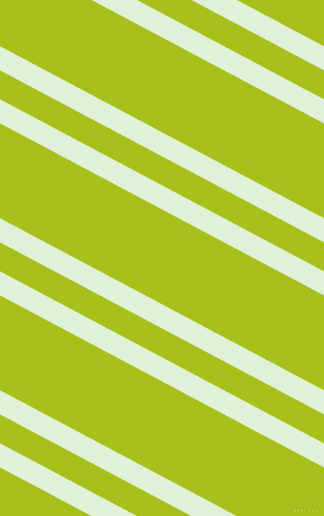 152 degree angles dual stripe line, 30 pixel line width, 36 and 118 pixels line spacing, Hint Of Green and Bahia dual two line striped seamless tileable