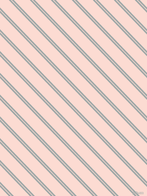 134 degree angles dual striped line, 5 pixel line width, 2 and 37 pixels line spacing, Hit Grey and Pippin dual two line striped seamless tileable
