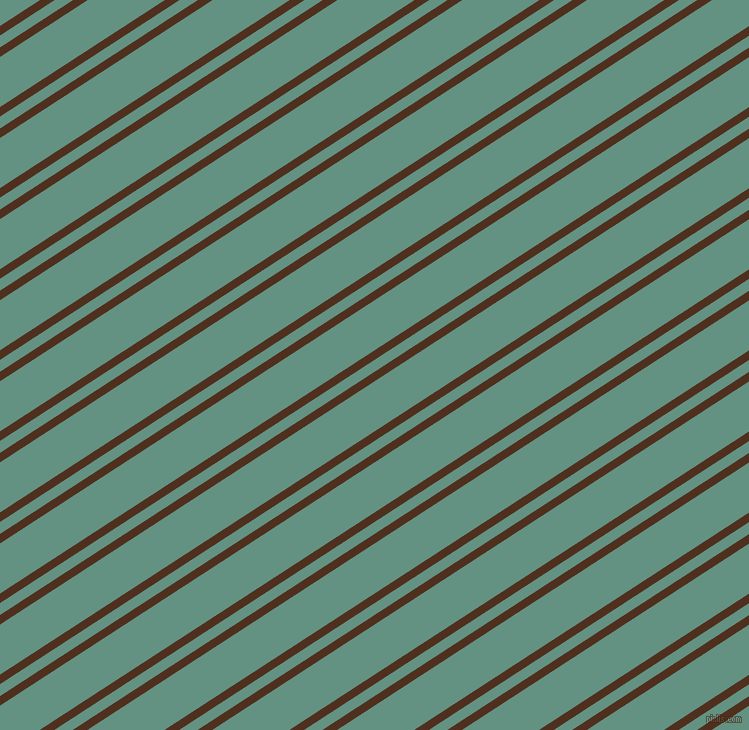 33 degree angles dual stripes lines, 8 pixel lines width, 10 and 42 pixels line spacing, Indian Tan and Patina dual two line striped seamless tileable