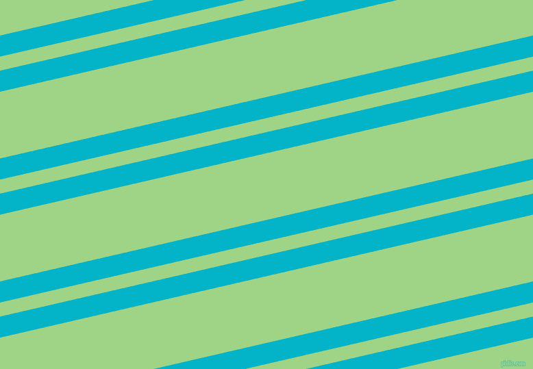 13 degree angles dual stripe line, 30 pixel line width, 20 and 95 pixels line spacing, Iris Blue and Gossip dual two line striped seamless tileable