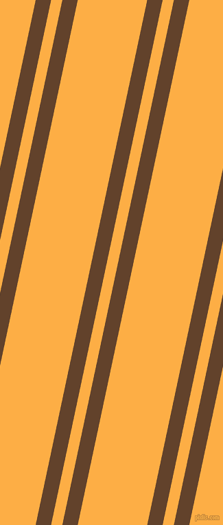 78 degree angles dual striped line, 22 pixel line width, 16 and 99 pixels line spacing, Irish Coffee and My Sin dual two line striped seamless tileable