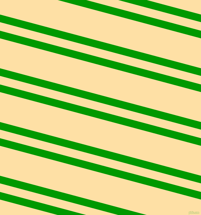 165 degree angles dual stripes line, 25 pixel line width, 28 and 98 pixels line spacing, Islamic Green and Cape Honey dual two line striped seamless tileable