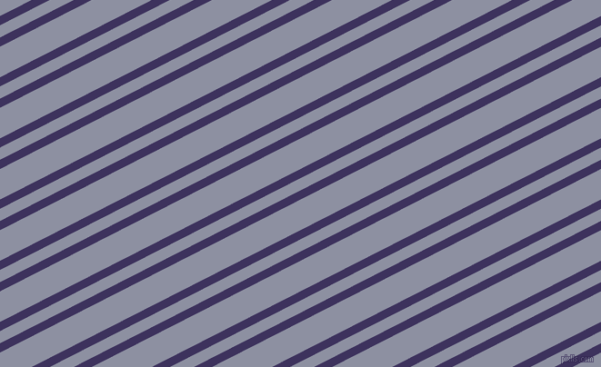 27 degree angles dual striped line, 9 pixel line width, 12 and 30 pixels line spacing, Jacarta and Manatee dual two line striped seamless tileable