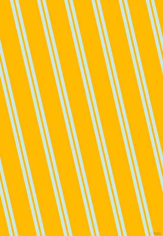 103 degree angle dual stripes line, 11 pixel line width, 6 and 61 pixel line spacing, Jagged Ice and Selective Yellow dual two line striped seamless tileable
