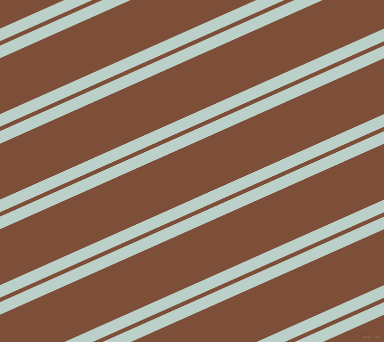 24 degree angle dual striped line, 23 pixel line width, 8 and 102 pixel line spacing, Jet Stream and Cigar dual two line striped seamless tileable