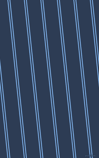 96 degree angle dual striped lines, 3 pixel lines width, 4 and 45 pixel line spacing, Jordy Blue and Madison dual two line striped seamless tileable