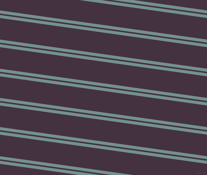 172 degree angles dual stripe line, 12 pixel line width, 6 and 85 pixels line spacing, Juniper and Voodoo dual two line striped seamless tileable