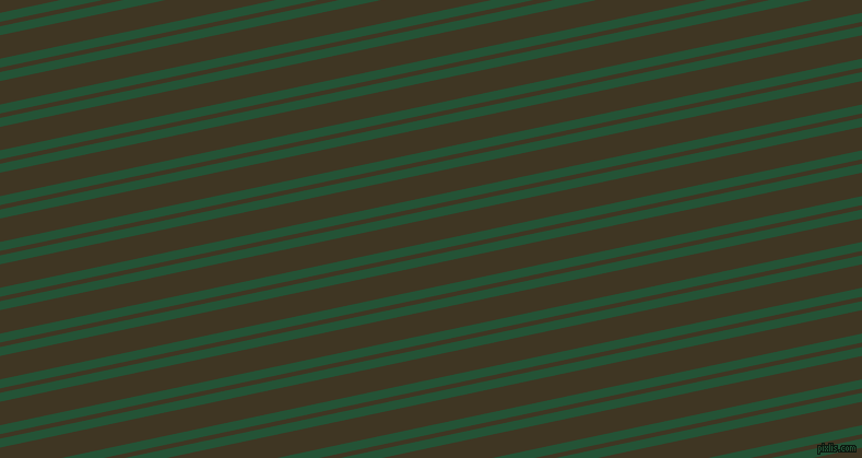12 degree angle dual striped lines, 8 pixel lines width, 4 and 21 pixel line spacing, Kaitoke Green and Mikado dual two line striped seamless tileable