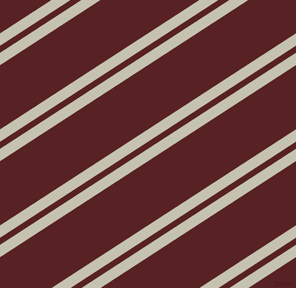 33 degree angle dual striped line, 21 pixel line width, 12 and 109 pixel line spacing, Kangaroo and Burnt Crimson dual two line striped seamless tileable