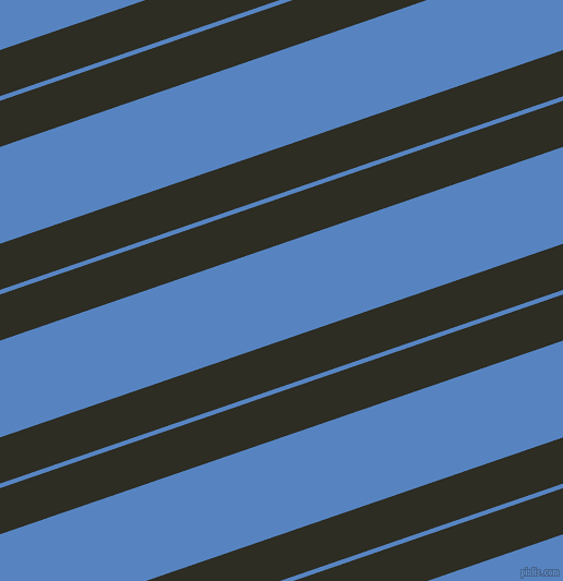 19 degree angle dual stripes lines, 40 pixel lines width, 4 and 84 pixel line spacing, Karaka and Havelock Blue dual two line striped seamless tileable