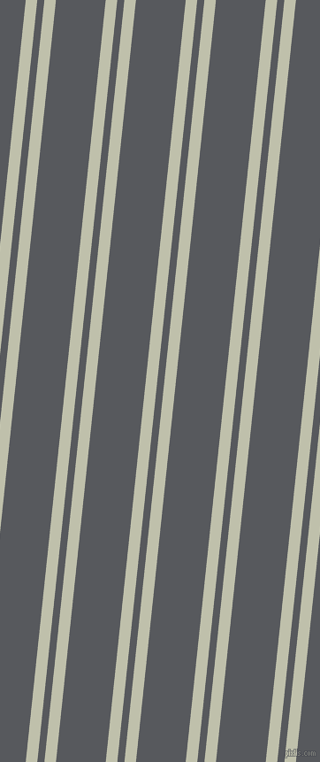84 degree angles dual stripes lines, 13 pixel lines width, 8 and 56 pixels line spacingKidnapper and Bright Grey dual two line striped seamless tileable