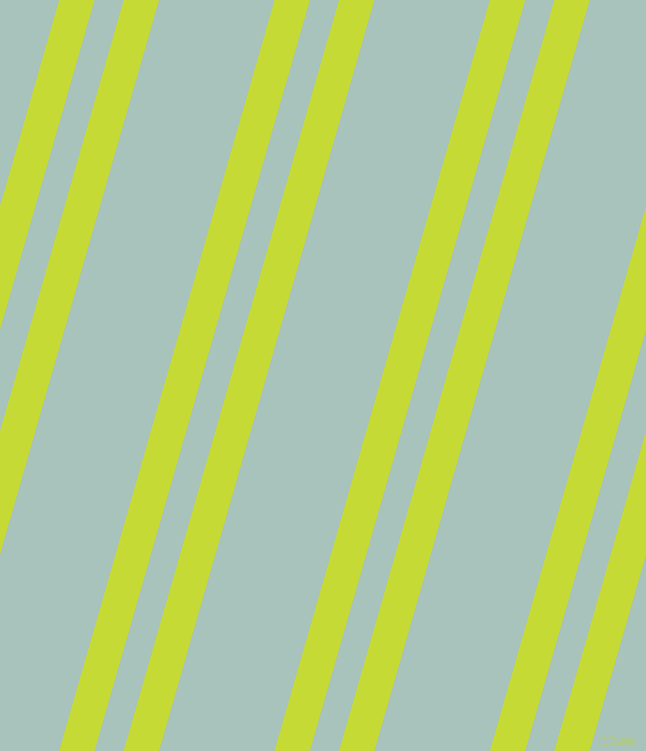 74 degree angle dual stripes lines, 34 pixel lines width, 28 and 111 pixel line spacing, Las Palmas and Opal dual two line striped seamless tileable