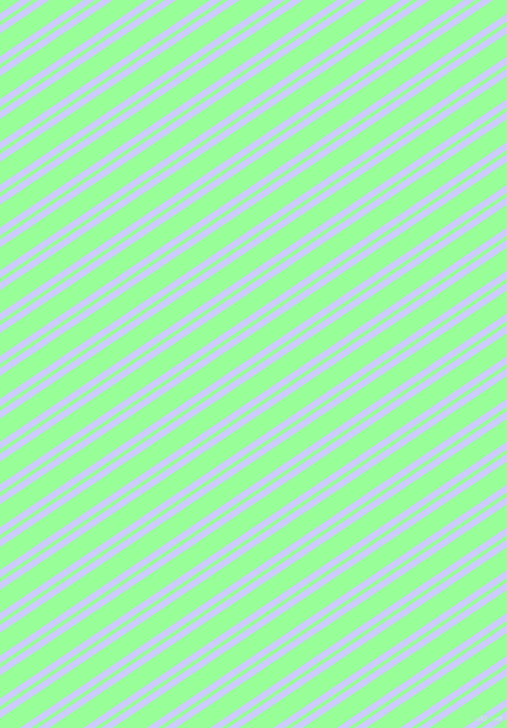 34 degree angles dual striped lines, 7 pixel lines width, 4 and 21 pixels line spacing, Lavender Blue and Mint Green dual two line striped seamless tileable