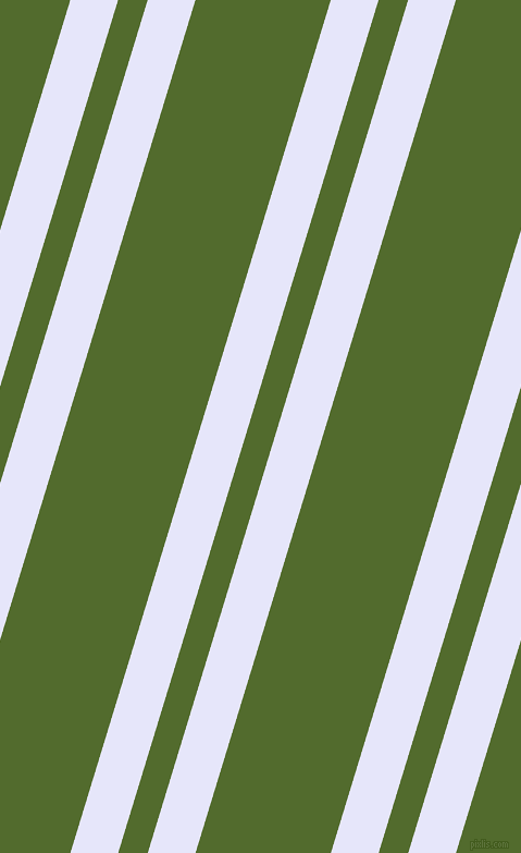 73 degree angles dual striped line, 42 pixel line width, 26 and 119 pixels line spacing, Lavender and Green Leaf dual two line striped seamless tileable