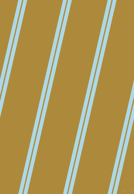 77 degree angles dual striped lines, 12 pixel lines width, 4 and 113 pixels line spacing, Light Blue and Alpine dual two line striped seamless tileable
