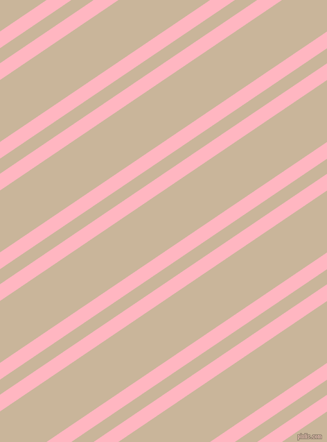 34 degree angle dual stripe line, 20 pixel line width, 18 and 74 pixel line spacing, Light Pink and Sour Dough dual two line striped seamless tileable