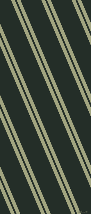 113 degree angles dual striped lines, 12 pixel lines width, 6 and 66 pixels line spacing, Locust and Midnight Moss dual two line striped seamless tileable