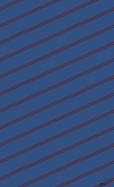 24 degree angle dual striped lines, 4 pixel lines width, 2 and 41 pixel line spacing, Loulou and Fun Blue dual two line striped seamless tileable