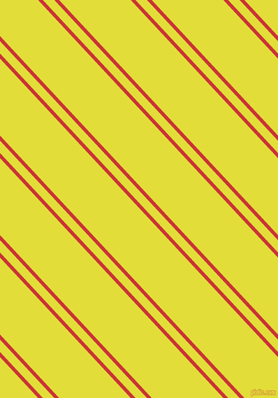 133 degree angles dual stripe line, 5 pixel line width, 12 and 75 pixels line spacing, Mahogany and Starship dual two line striped seamless tileable