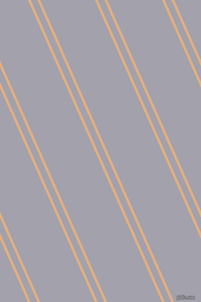 114 degree angle dual striped line, 5 pixel line width, 12 and 98 pixel line spacing, Manhattan and Spun Pearl dual two line striped seamless tileable