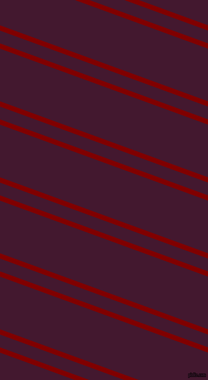 160 degree angle dual stripe lines, 10 pixel lines width, 24 and 99 pixel line spacing, Maroon and Blackberry dual two line striped seamless tileable