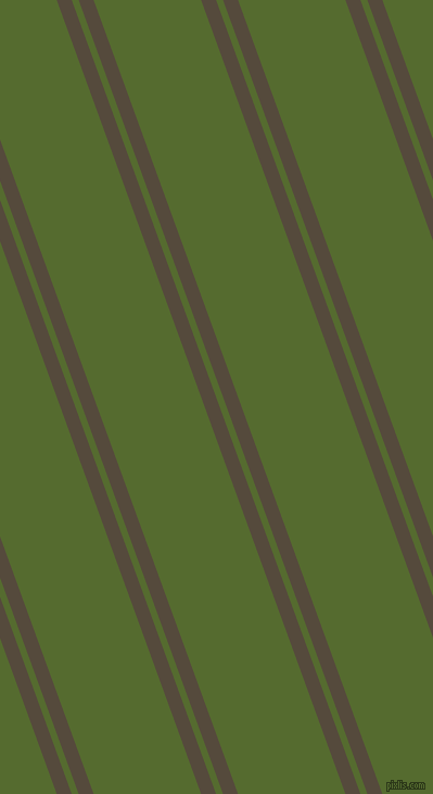 110 degree angles dual stripes line, 13 pixel line width, 6 and 93 pixels line spacing, Metallic Bronze and Dark Olive Green dual two line striped seamless tileable