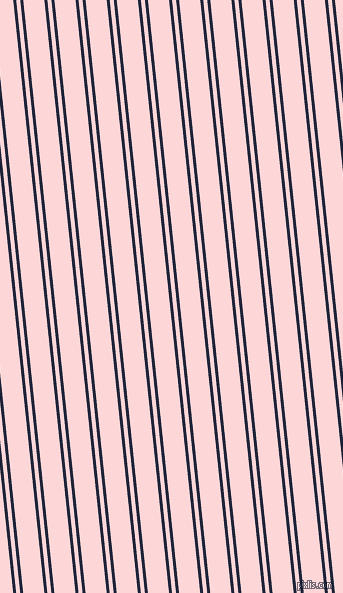 96 degree angle dual stripes line, 3 pixel line width, 4 and 21 pixel line spacing, Midnight Express and We Peep dual two line striped seamless tileable