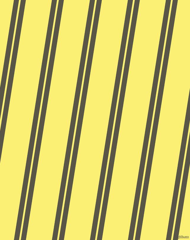 81 degree angles dual stripes lines, 17 pixel lines width, 6 and 87 pixels line spacing, Millbrook and Witch Haze dual two line striped seamless tileable
