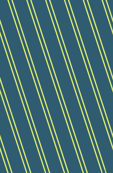108 degree angles dual stripe line, 5 pixel line width, 10 and 51 pixels line spacing, Mindaro and Blumine dual two line striped seamless tileable