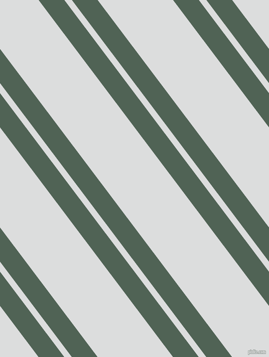 127 degree angle dual stripes line, 41 pixel line width, 12 and 120 pixel line spacing, Mineral Green and Athens Grey dual two line striped seamless tileable