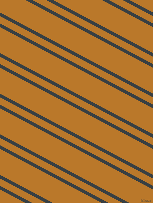152 degree angles dual striped line, 11 pixel line width, 22 and 78 pixels line spacing, Mirage and Pirate Gold dual two line striped seamless tileable