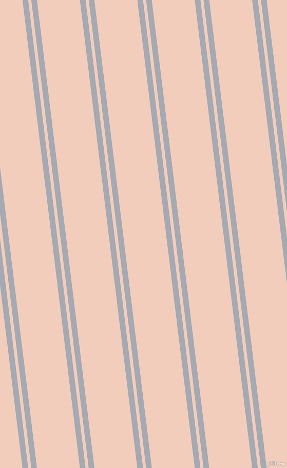 97 degree angle dual striped line, 11 pixel line width, 6 and 83 pixel line spacing, Mischka and Watusi dual two line striped seamless tileable