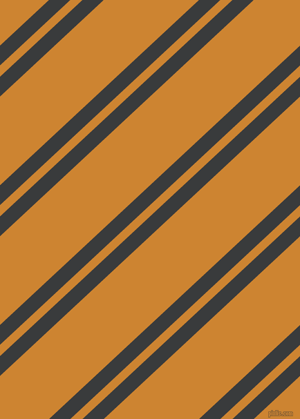43 degree angle dual stripe lines, 21 pixel lines width, 12 and 94 pixel line spacing, Montana and Dixie dual two line striped seamless tileable