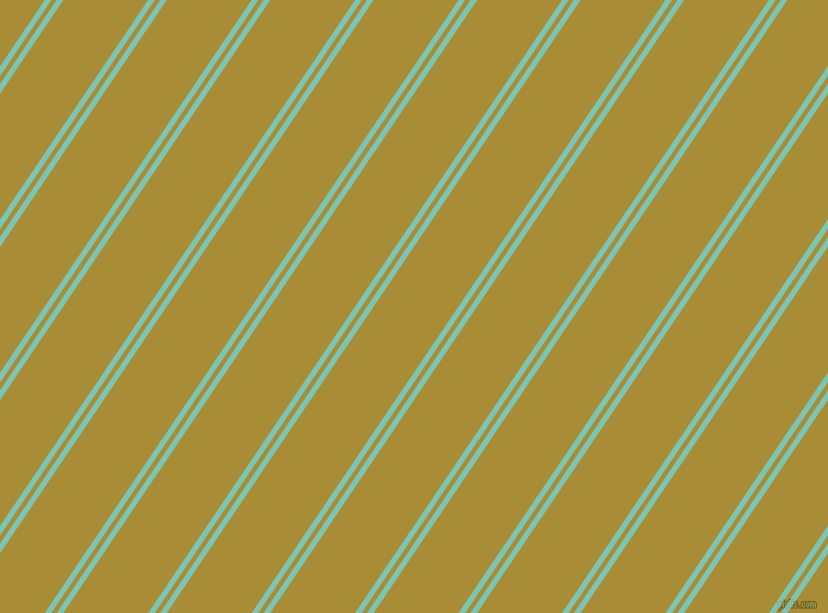 56 degree angles dual stripes lines, 5 pixel lines width, 4 and 64 pixels line spacing, Monte Carlo and Reef Gold dual two line striped seamless tileable